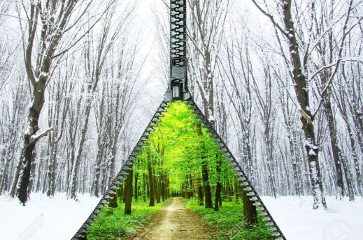 6480067-beautiful-spring-forest-and-the-road-stock-photo-winter-path-spring